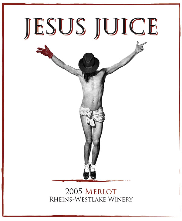 Jesus Juice eller Michael Jackson-juice?