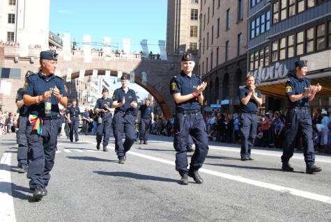 Stolta poliser