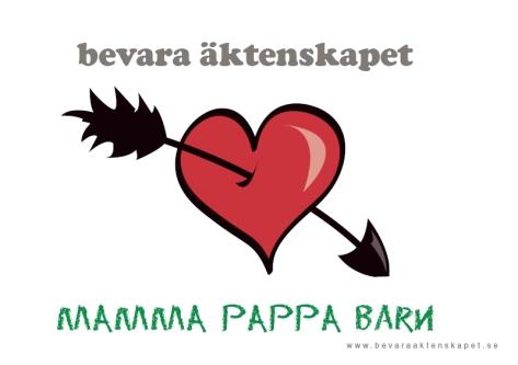 Bevara Äktenskapet - mamma, pappa, barn