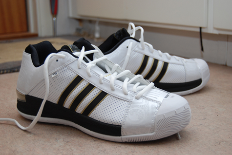2008 års snyggaste sneakers: Adidas TS Pro (model low)