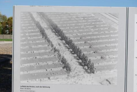 Dachau innan de allierade befriade lägret