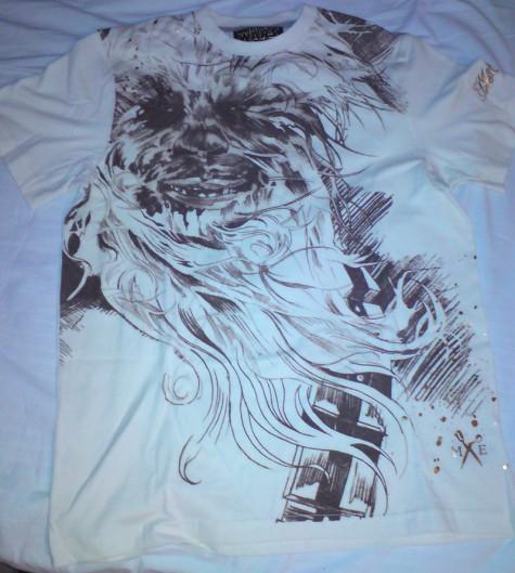 Världens snyggaste t-shirt