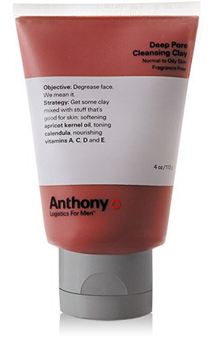 Anthony Logistics Deep Cleansing Clay