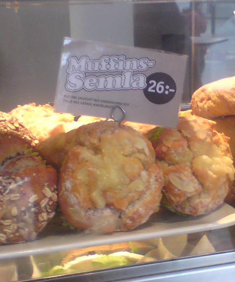 Muffinssemla