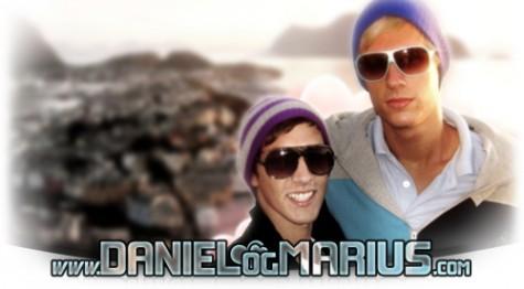 Daniel och Marius
