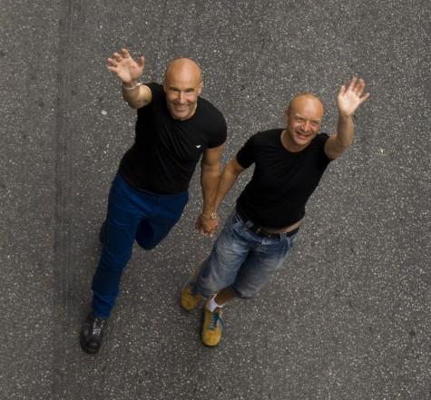 Mark och Jonas
