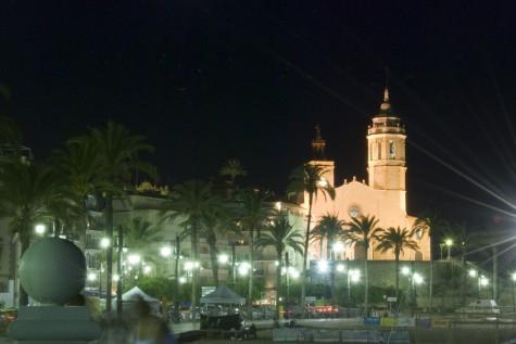 Kyrkan i Sitges