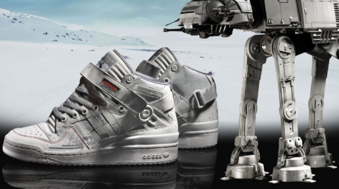 Star Wars-sneakers från Adidas, inspirerade av AT AT