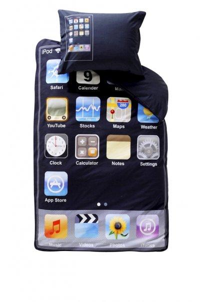 iPod påslakanset, något för varje geek att drömma i