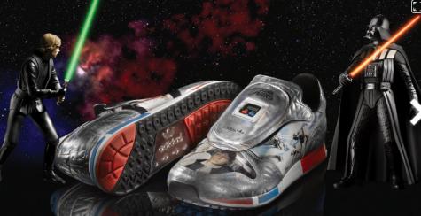 Adidas-sneakers med Star Wars-potpurri