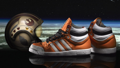 Star Wars-sneakers från Adidas, inspirerade av Luke Skywalker