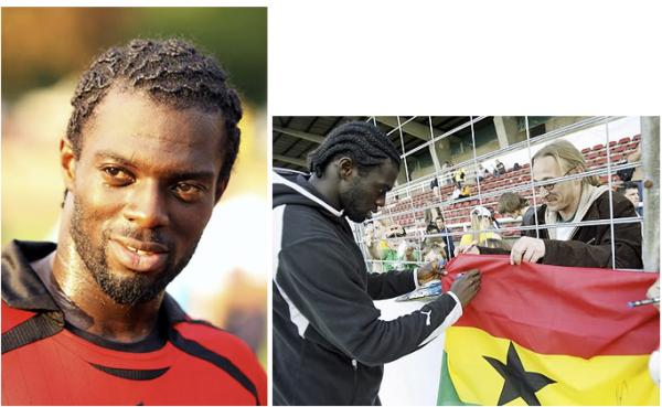 Hans Sarpei, Ghana
