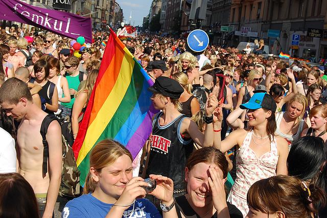Prideparaden 2007