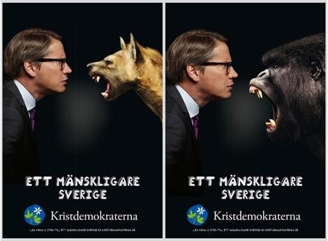 Ett mänskligare Sverige