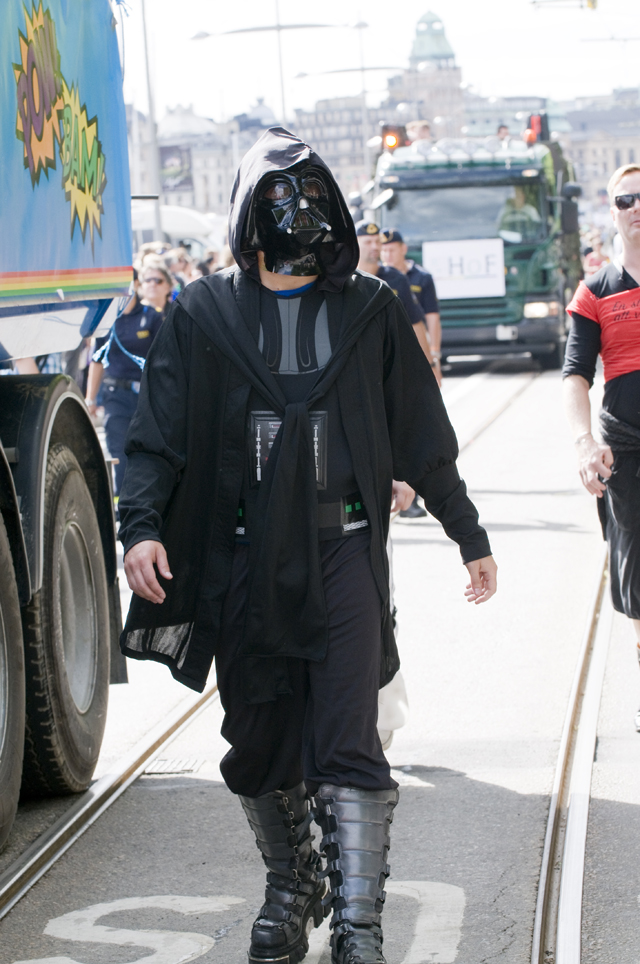 Gay Star Wars - Darth Vader