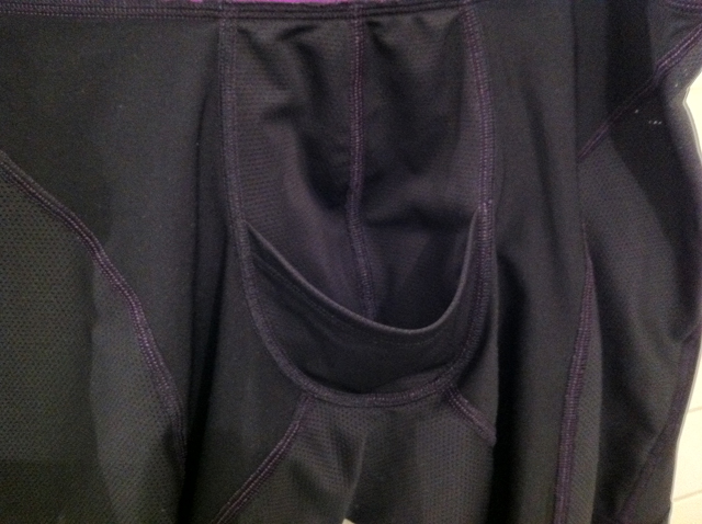 Björn Borg-kalsonger med ficka för paketet