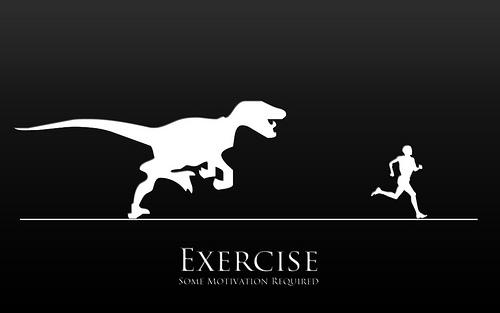 Motivation för träning?