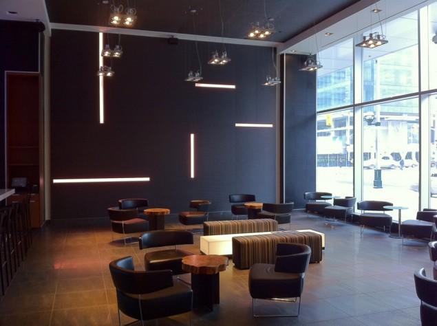 Lobbybaren på Le Germain