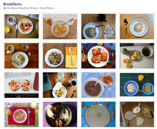 Frukostar från hela världen