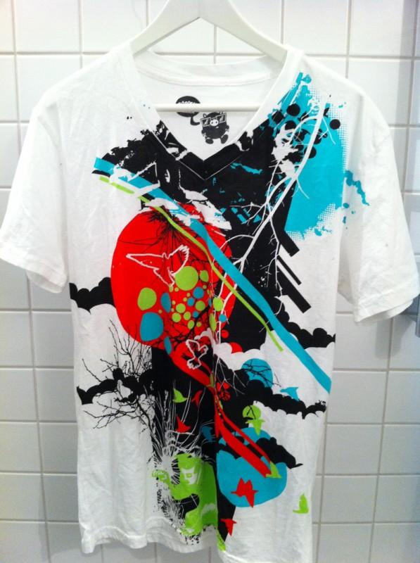 Fynd: t-shirt för 10 dollar