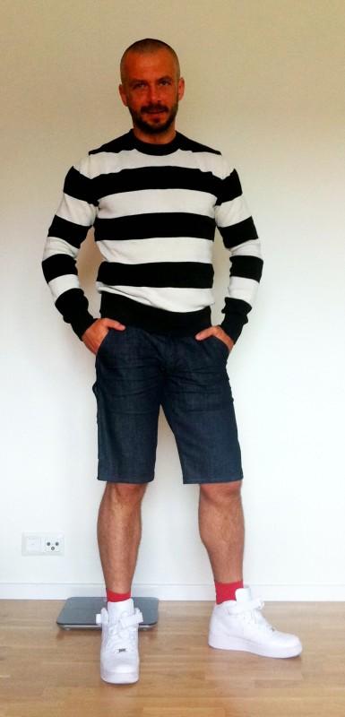 Dagens shorts 12 juni