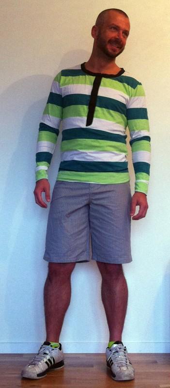 Dagens shorts 19 juni