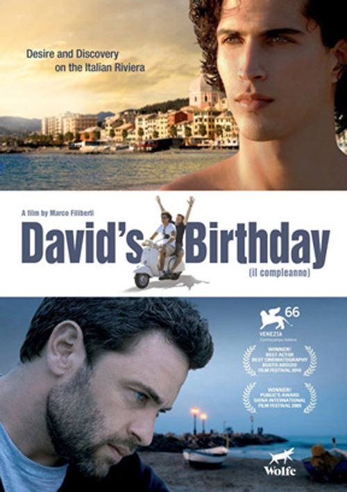 Film: David's birthday