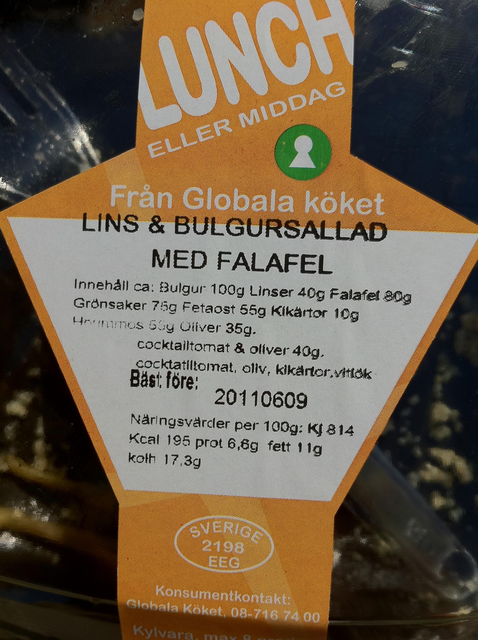 """""""Det Globala köket"""" missbrukar nyckelhålsmärkningen"""