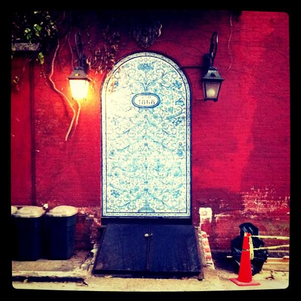 Dörr till Narnia