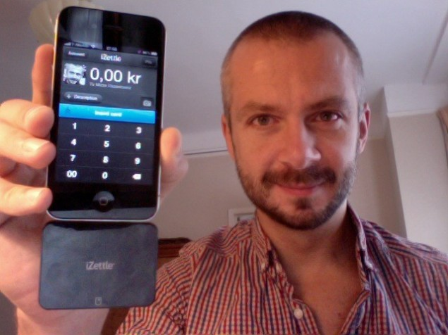 iZettle och iPhone