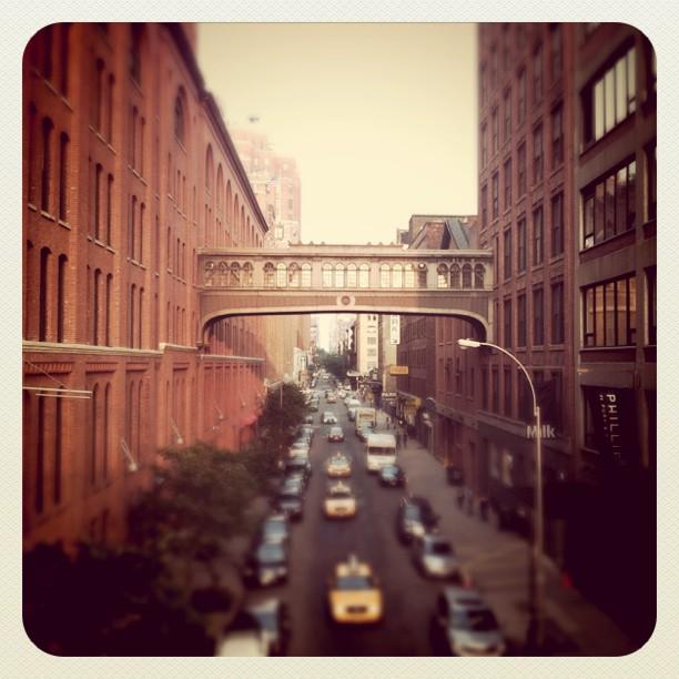 Gatuvy i New York