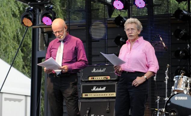 Kjell Rindar och Anna Mohr