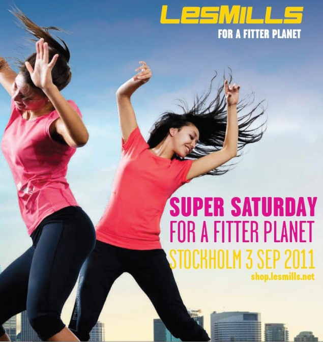 Les Mills Super Saturday