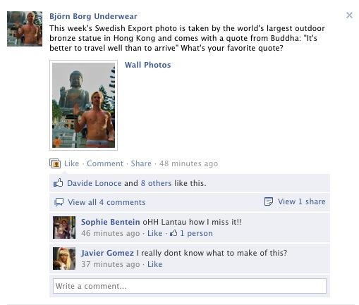 Facebook visar nu delningar för sidadministratörer