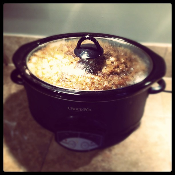 """Carnitas på långkok i en """"crock pot"""""""