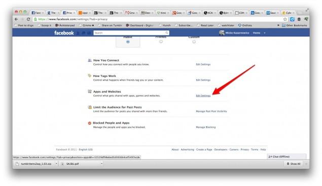 Hur du slutar visa för dina Facebookvänner vilka artiklar du har läst