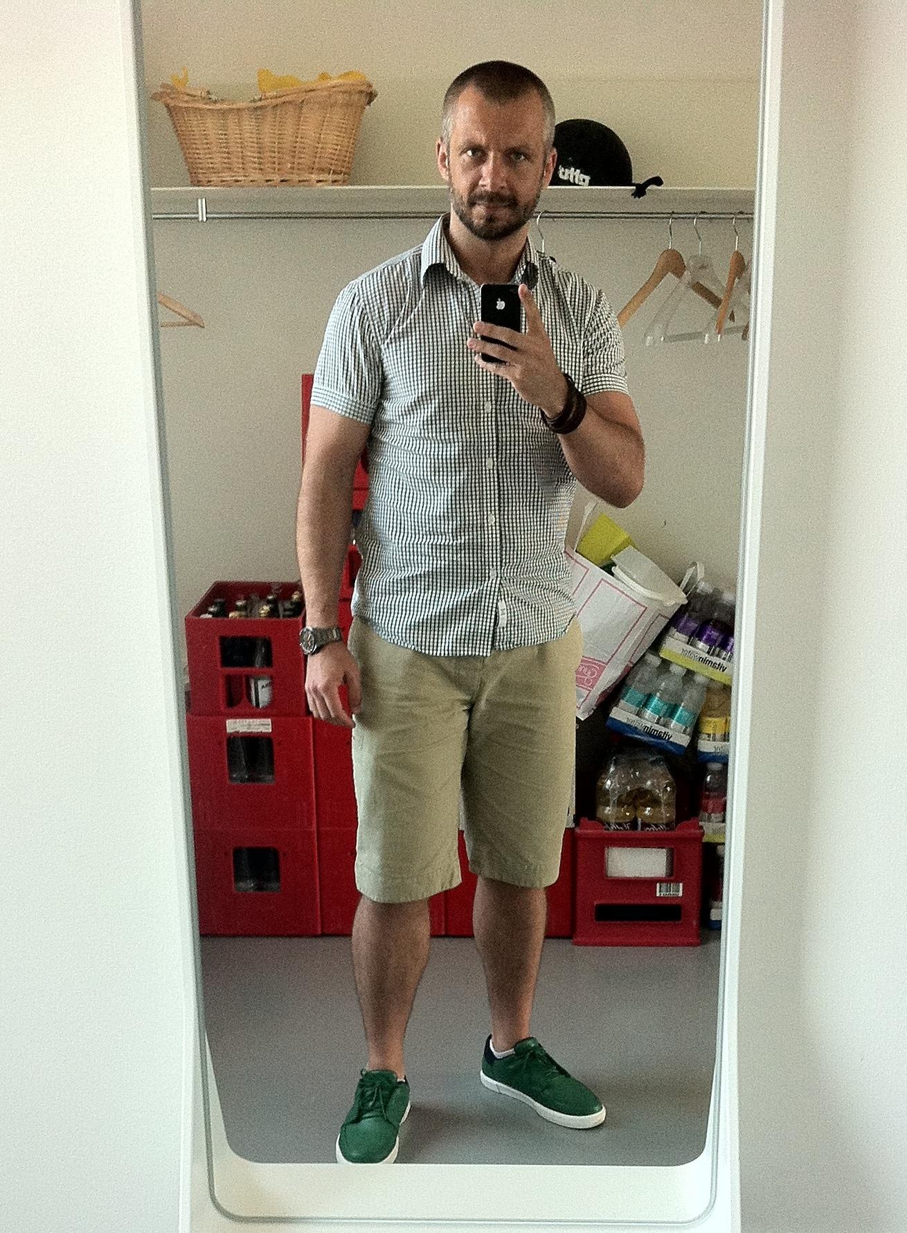 Dagens shorts: chinosshorts från Björn Borg